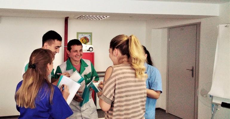Старт Школи успішного керівника  - 2 для керівників компанії Фуджікура Україна