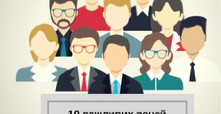 10 важливих речей для щоденного управління командою