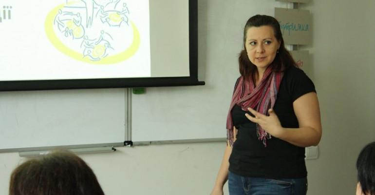 Новий майстер-клас для учасників програми центру інноваційної освіти Про.Світ