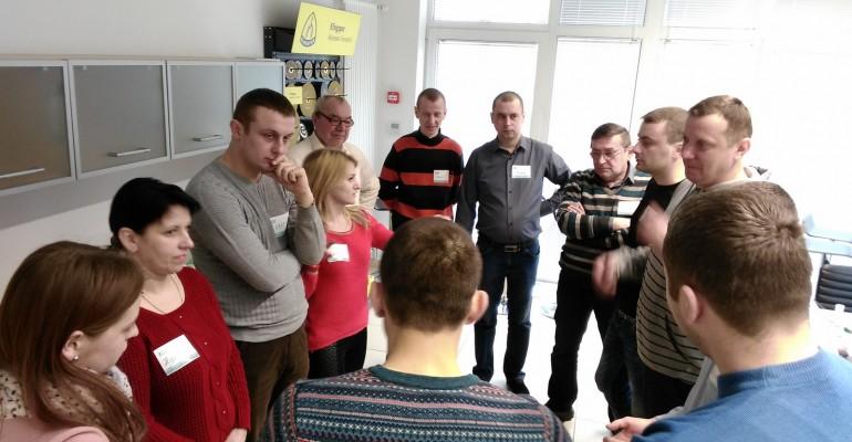 Продовження навчання для управлінцв компанії Klingspor Ukraine