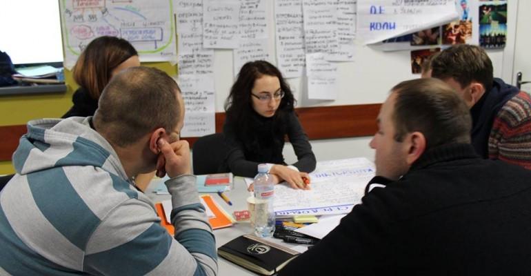 Сесія стратегічного планування для Convictus Ukraine