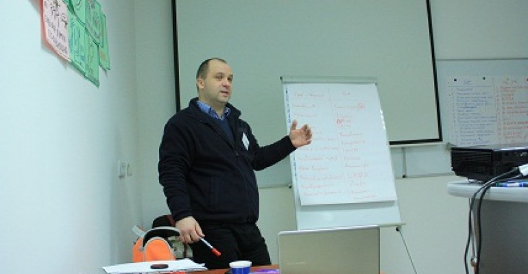Тренінг з розвитку навичок управління для керівників компанії Леотекс
