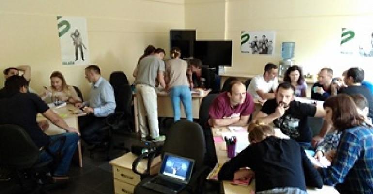 """Воркшоп """"Персональна ефективність"""" для компанії Skelia Ukraine"""