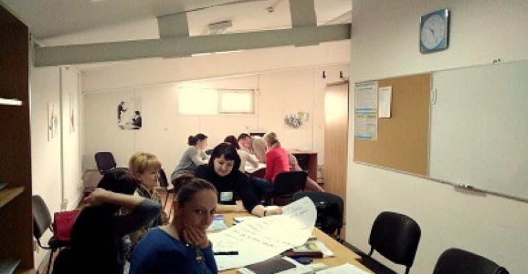 Школа керівника: Серфінг управління для учасників кадрового управлінського резерву мережі Рукавичка