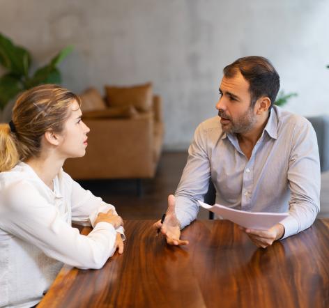Зворотній зв'язок – нові техніки. Як підвищити ефективність працівників, правильно з ними спілкуючись?