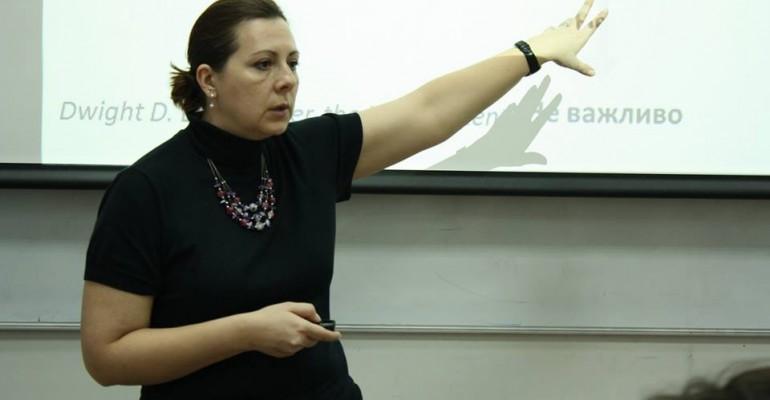 Майстер-клас для учасників програми центру інноваційної освіти Про.Світ