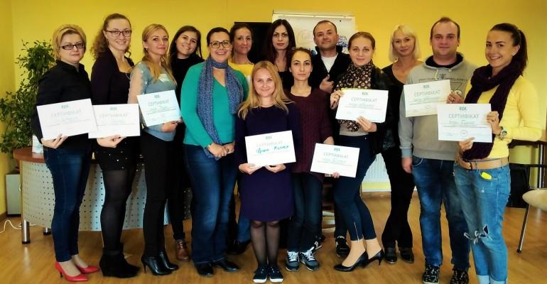 Персональна ефективність для команди ВБО Конвіктус Україна