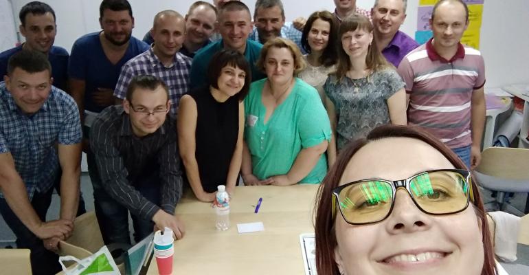 Школа успішного керівника для управлінців компанії КОРМОТЕХ