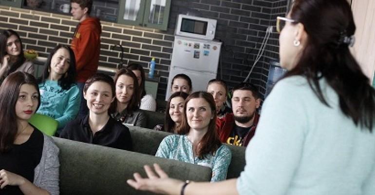 Практикум «Фасилітація. Для чого вона HR-у» на 16 зустрічі IT-HR club Lviv