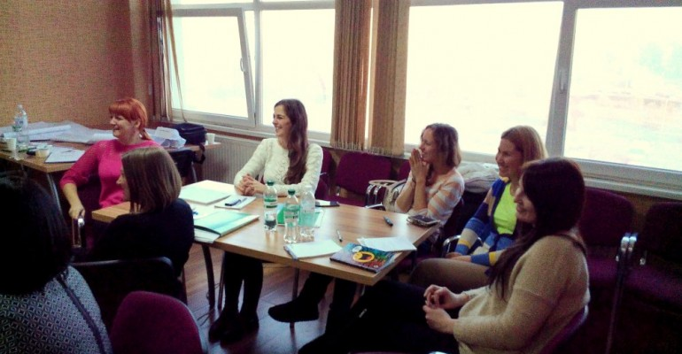 Тренінг з емоційної грамотності для програми pre-MBA компанії Шувар