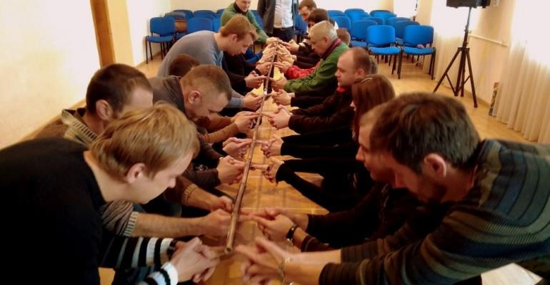 Тімбілдинг та майстер-клас «Ефективні комунікації» для команди Укрметгруп