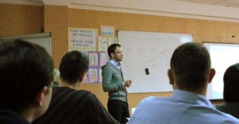 """Навчання на тему """"Основи маркетингу для управлінців. Інноваційні підходи в маркетингу"""""""